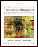 Transnational Management : Text and Cases, Bartlett, Christopher A. and Ghoshal, Sumantra, 0072482761