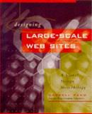 Designing Large-Scale Web Sites, Darrell Sano, 047114276X