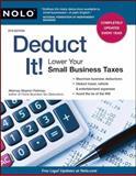 Deduct It!, Stephen Fishman, 1413312764