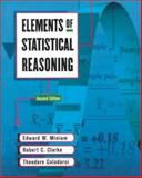 Elements of Statistical Reasoning, Minium, Edward W. and Clarke, Robert C., 0471192775