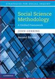 Social Science Methodology : A Unified Framework, Gerring, John, 0521132770