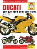 Ducati 600, 620, 750 and 900 2-Valve V-Twins, '91 to '05, Penny Cox and Matthew Coombs, 1844252779