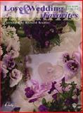 Love and Wedding Favorites, Richard Bradley, 0757902774