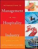 Introduction to Management in the Hospitality Industry, Powers, Tom and Barrows, Clayton W., 0471782777