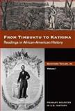 From Timbuktu to Katrina : Readings in African-American History, Taylor, Quintard, 0495092770