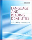 Language and Reading Disabilities, Kamhi, Alan G. and Catts, Hugh W., 0137072775