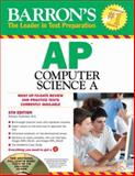 Barron's AP Computer Science a with CD-ROM, 6th Edition, Roselyn Teukolsky, 1438072775