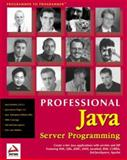 Java Server Programming, Ayers, Danny and Bergsten, Hans, 1861002777
