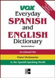 Vox Everyday Spanish and English Dictionary, Vox Staff, 007145277X