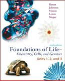 Foundations of Life : Chemistry, Cells, and Genetics, Raven, Peter and Johnson, George, 0077492773