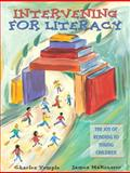 Intervening for Literacy : The Joy of Reading to Young Children, Temple, Charles A. and MaKinster, James G., 0205402771