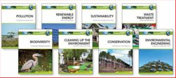 Green Technology Set, 8-Volumes, Maczulak, Anne, 0816082782