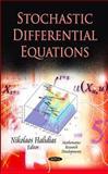 Stochastic Differential Equations, Halidias, Nikolaos, 1613242786