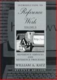 Introduction to Reference Work, Katz, William A., 0070342784