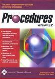 Procedures 22, Springhouse Publishing Company Staff, 1582552789