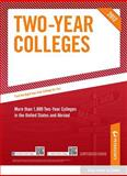 Two-Year Colleges 2012, Peterson's, 0768932785