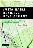 Sustainable Business Development : Inventing the Future Through Strategy, Innovation, and Leadership, Rainey, David L., 0521862787