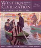 Western Civilization since 1560 4th Edition