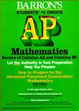 How to Prepare for the AP - Advanced Placement Examination : Mathematics, Hockett, Shirley O., 0812092783