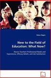 New to the Field of Education, Özkan Özgnn, 3639092783