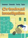 Criminal Investigation, Charles R. Swanson and Neil C. Chamelin, 0073212784