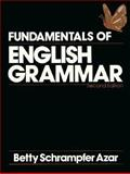 Fundamentals of English Grammar, Azar, Betty Schrampfer, 0133382788