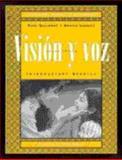 Visión y voz, Laboratory Manual : Introductory Spanish, Galloway, Vicki and Labarca, Angela, 0471282782