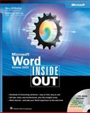 Microsoft Word Version 2002 Inside Out, Millhollon, Mary and Murray, Katherine, 0735612781