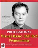 Visual Basic SAP R/3 Programming, Oleg Ovanesyan, 1861002785