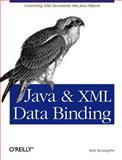Java and XML Data Binding, McLaughlin, Brett, 0596002785
