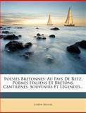 Poésies Bretonnes, Joseph Rousse, 1275382789
