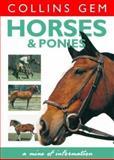 Horses and Ponies, Deborah Gill, 0004722787