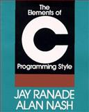 Elements of C Programming Style, Jay Ranade, 0070512787
