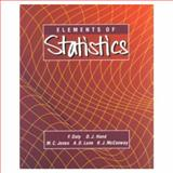 Elements of Statistics, Daly, Fergus and Hand, David, 0201422786