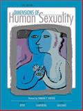 Dimensions in Human Sexuality, Byer, Curtis O. and Galliano, Grace, 007241278X