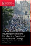 Routledge International Handbook of Social and Environmental Change, , 0415782791