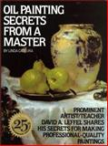 Oil Painting Secrets from a Master, Linda Cateura, 0823032795