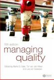 Managing Quality 9781405142793