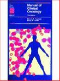 Manual of Clinical Oncology, , 0316132799