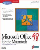 Microsoft Office 98 for Macintosh : The Comprehensive Guide, Little, Brian and Snell, Ned, 1576102793