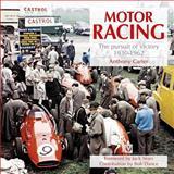 Motor Racing, Anthony Carter, 1845842790