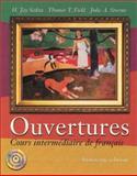 Ouvertures : Cours Intermediaire de Francais, Siskin, H. Jay and Field, Thomas T., 0470002794