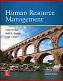 Human Resource Management, Byars, Lloyd L. and Rue, Leslie W., 0078112796