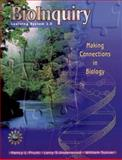 Bioinquiry : Making Connections in Biology, Learning System 1.0, Pruitt, Nancy L. and Underwood, Larry S., 0471192805