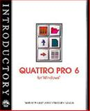 Quattro Pro 6 for Windows - New Perspectives Introductory, Auer, David and Parsons, June J., 0760032807