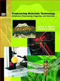Engineering Materials Technology : Structures, Processing, Properties and Selection, Jacobs, James and Kilduff, Thomas F., 0130142808