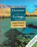 Elements of Ecology : Elements of Ecology Updated, Smith, Robert L., 0321042808