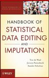 Handbook of Statistical Data Editing and Imputation, Waal, Ton de and Pannekoek, Jeroen, 0470542802