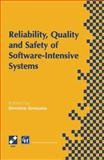 Reliability, Quality and Safety of Software - Intensive Systems, Gritzalis, Dimitris, 0412802805