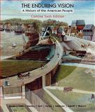 Enduring Vision : A History of the American People, Concise, Boyer, Paul S. and Clark, Clifford E., 0547222807